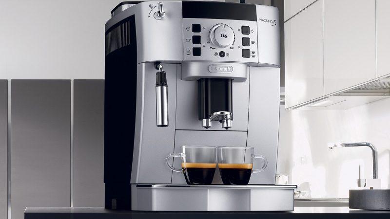 Cafetière automatique Delonghi Magnifica S : Avis, et caractéristiques