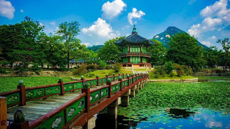 Réaliser des activités diverses lors d'une escapade familiale en Corée du Sud