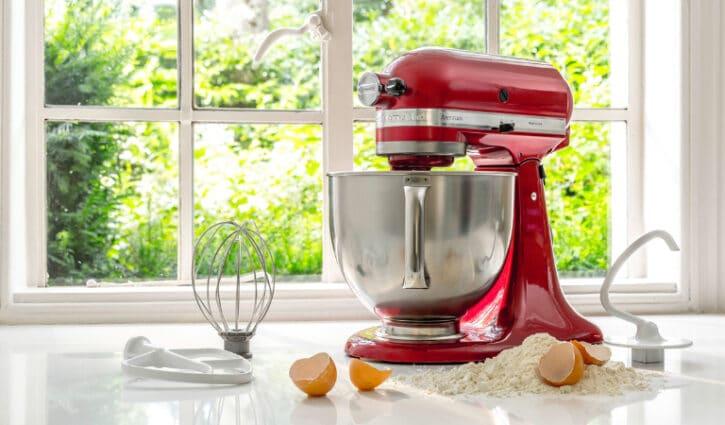 Quel est l'intérêt d'acheter un robot pâtissier